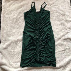 Fashion nova xl green dress